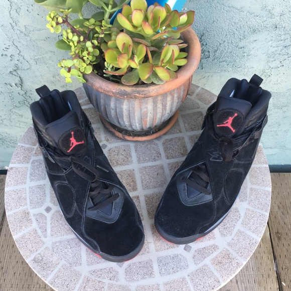 newest 4d964 4baf3 Jordan 8 retro Black Cement